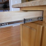 Upgrade Telescoping Ball Bearing Drawer Guides