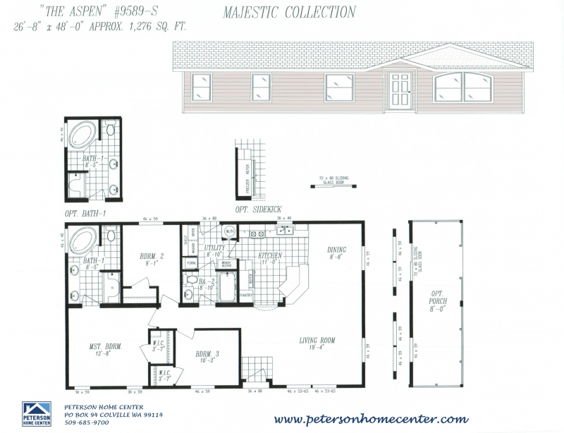 Marlette homes plans house design plans for Aspen homes floor plans
